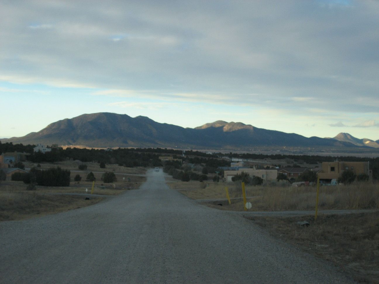 Edgewood new mexico thats south mountain ive probably