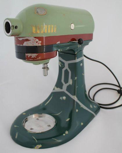 A Boba Fett Kitchen Blender - Topless Robot