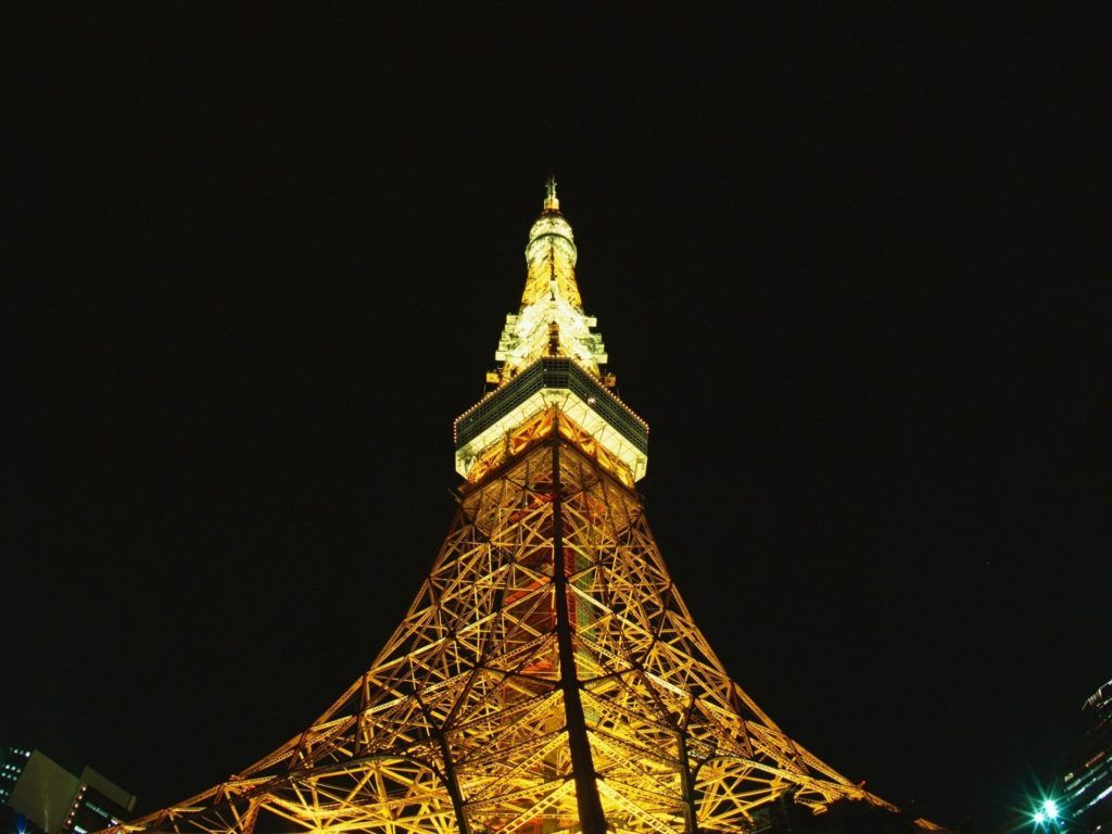 Tokyo Tower Iphone Wallpaper Tokyo tower, Places to see