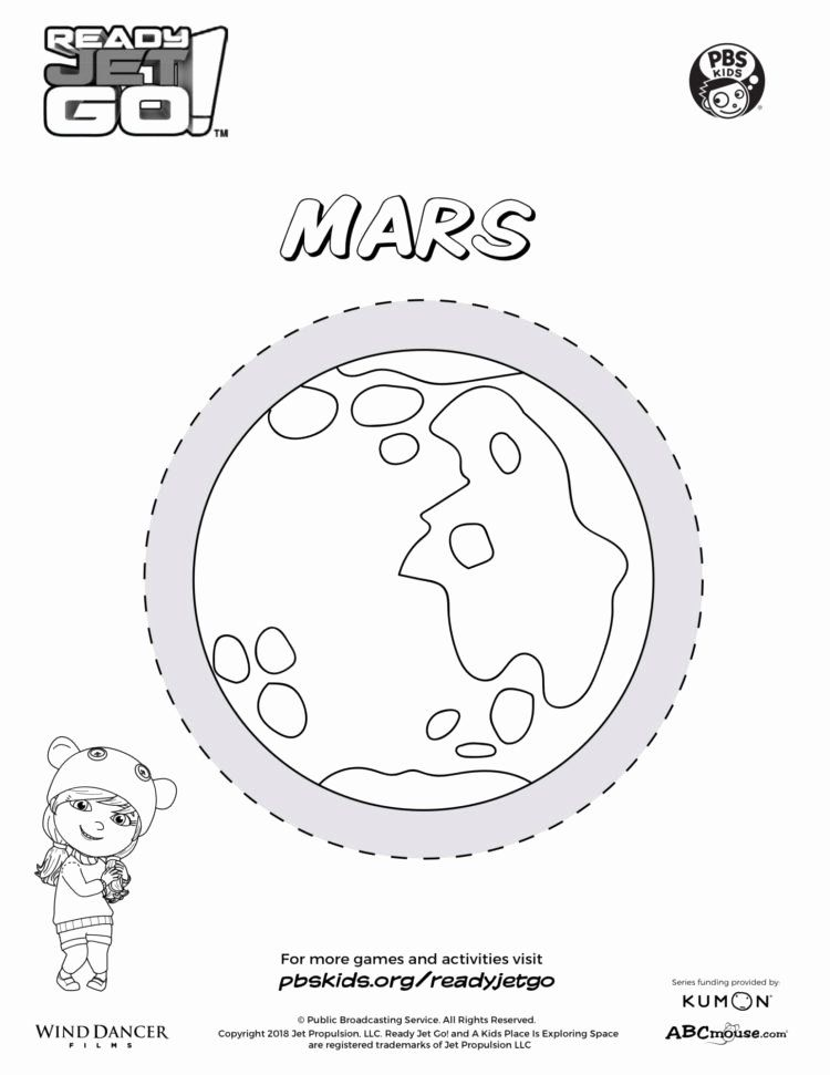 Outer Space Coloring Page Luxury Planet Mars Coloring Page Kids Coloring Pages In 2020 Space Coloring Pages Coloring Pages Earth Science