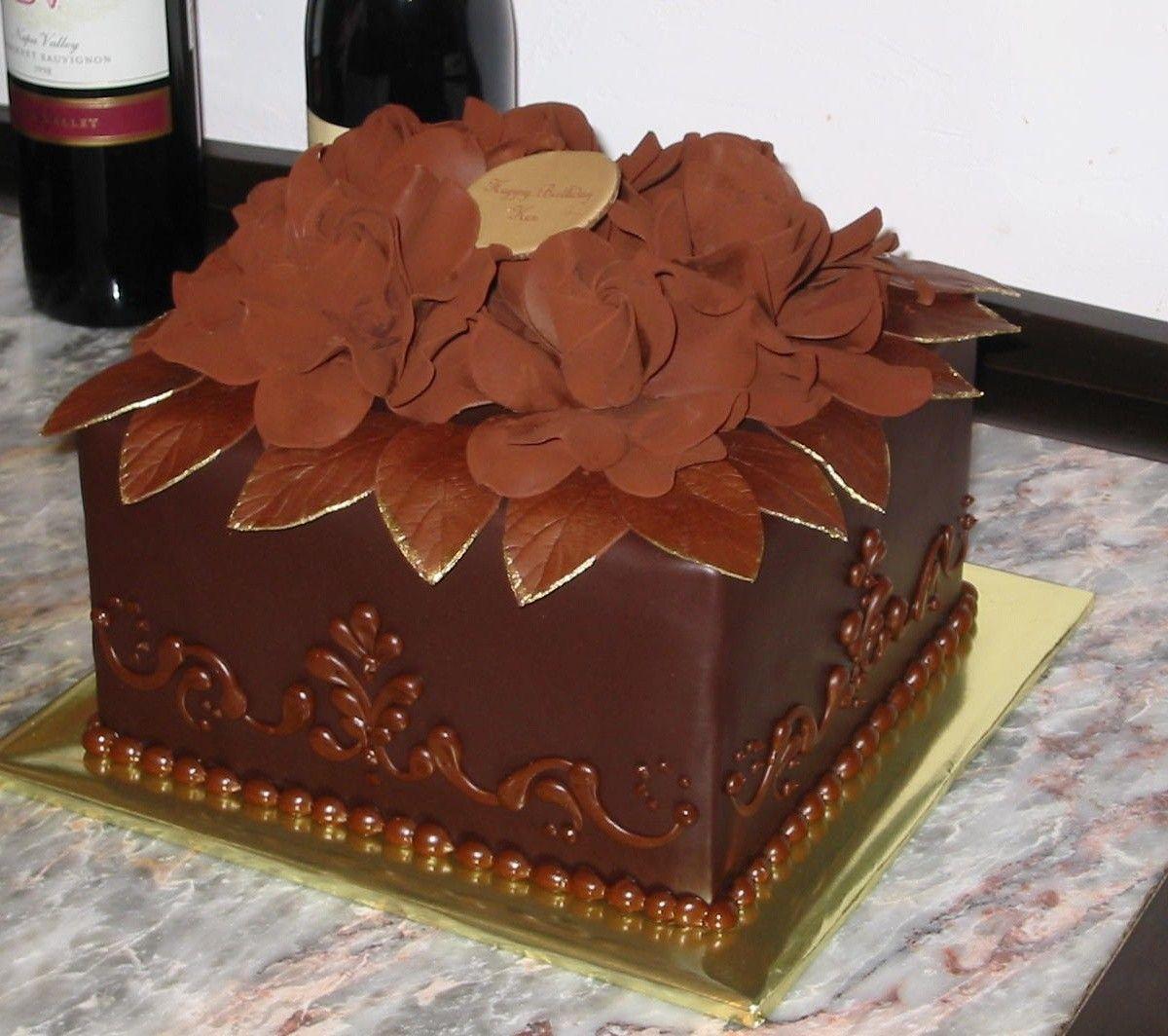 Cake Decorating Ideas For Mens Birthday