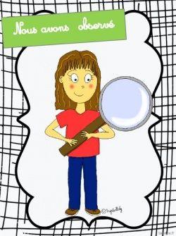 Affichage la d marche scientifique sciences pinterest scientifique science et activit - Coloriage petit scientifique ...