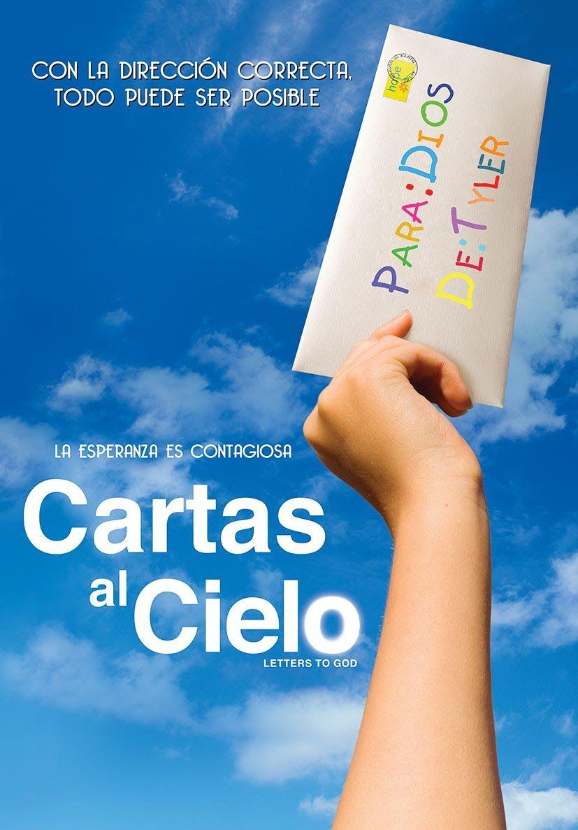 Cartas Al Cielo Película En Español Peliculas En Español Peliculas Noche De Peliculas