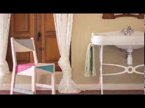 Pintar una silla de ikea con chalk paint spray youtube - Pintar chalk paint ...