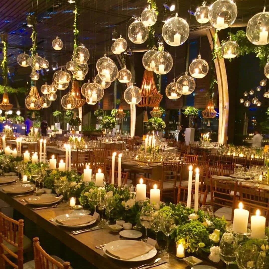 Inspiration Flowers Blumen Fleurs Decorationgoals Flowerpower Candlelight Wedding Centerpieces Wedding Table Wedding Decorations