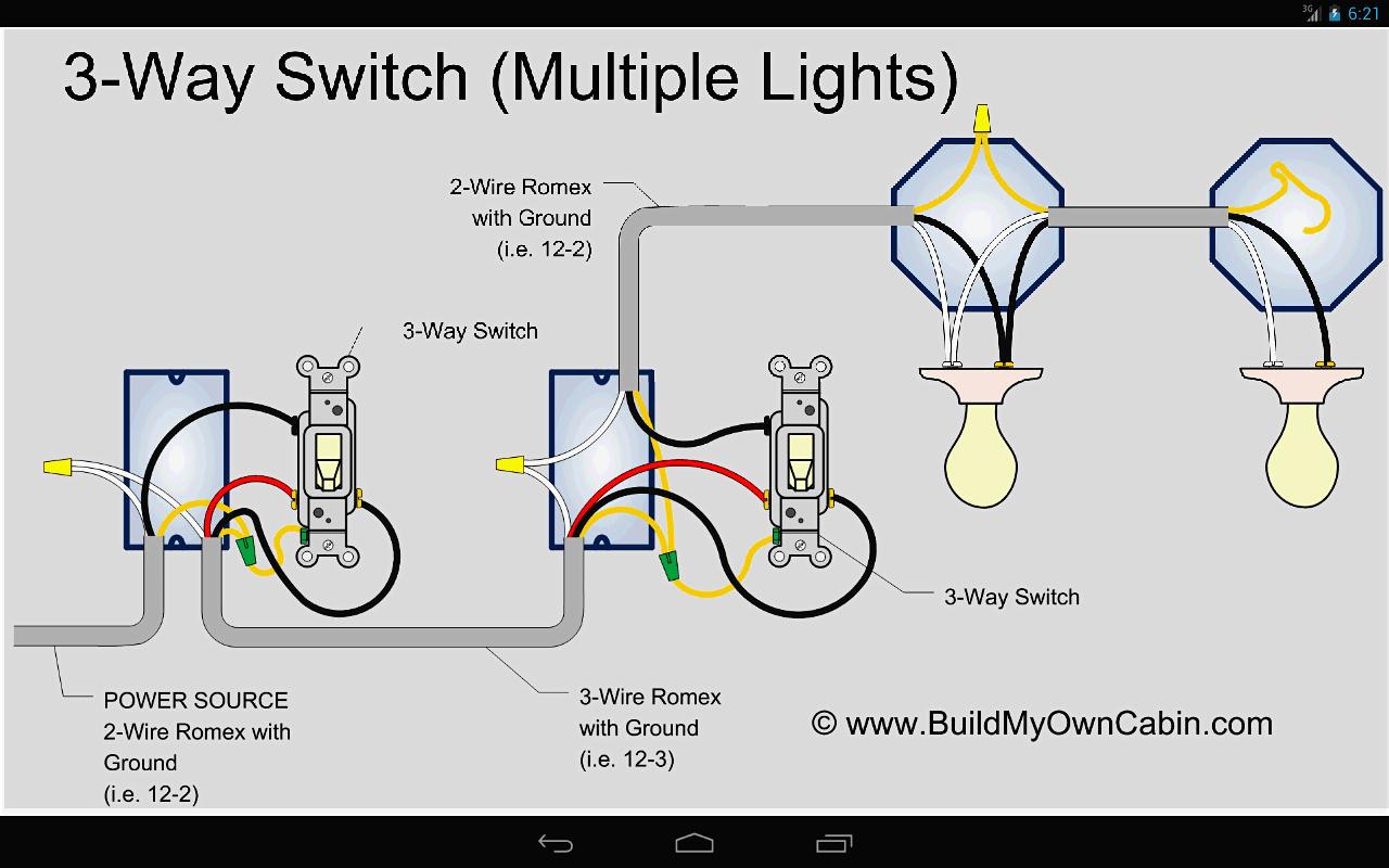 Image Result For Wiring A Motion Sensor Light Diagram 3 Way