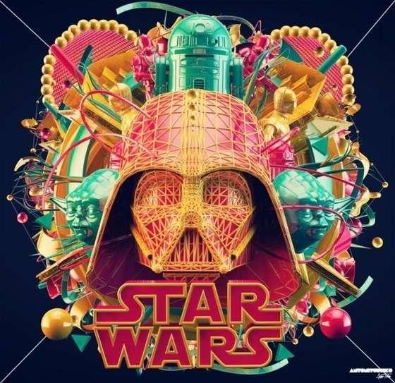 star wars ilustracion