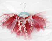 Love TuTu: Valentines Day or Christmas Holiday Style. Photography Prop