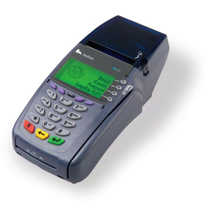 Verifone VX 510 (VX510) Credit Card Terminal At Harbortouchfinancial.com  Merchant Account Agreement