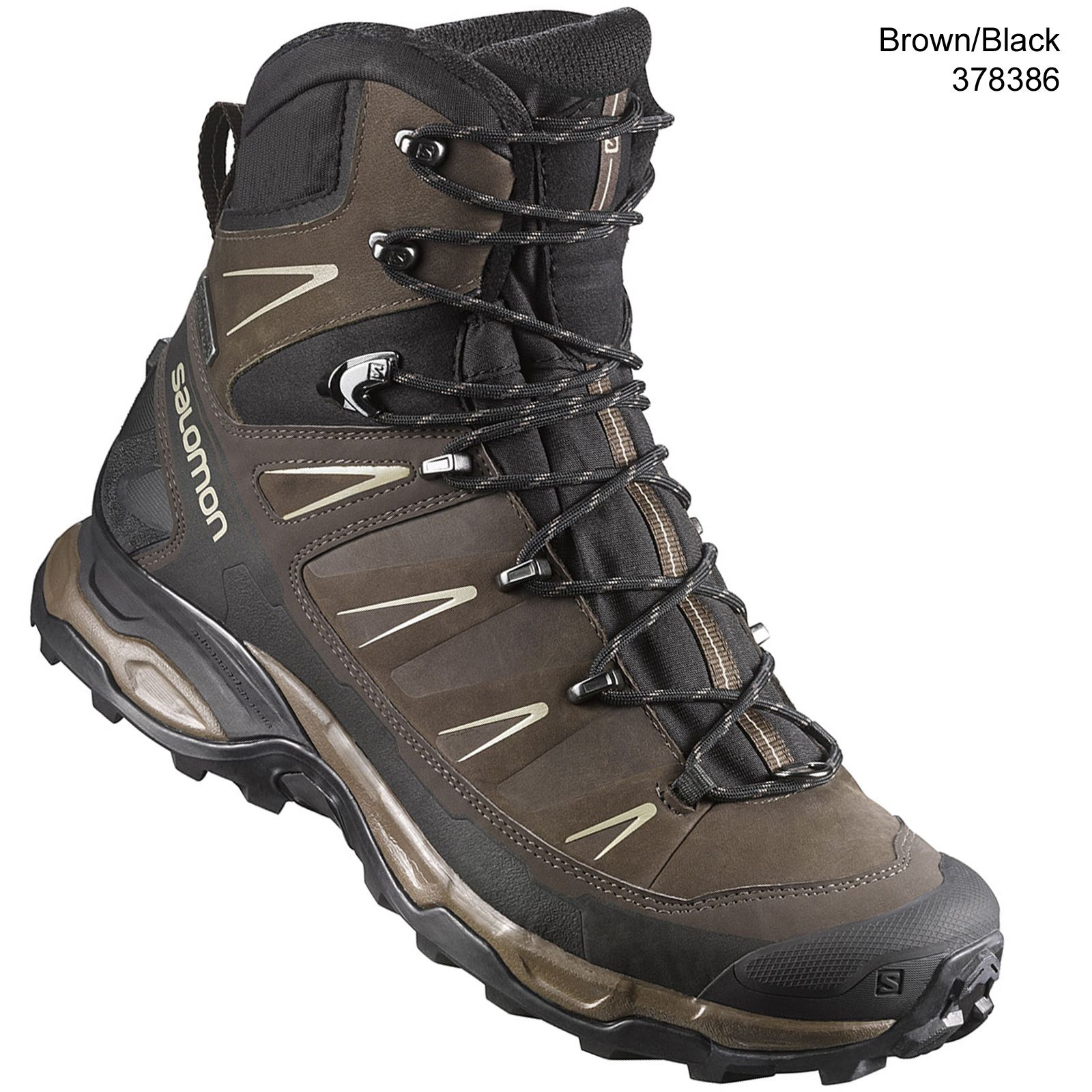 Salomon X Ultra Trek GTX GoreTex waterproof men's hiking ...