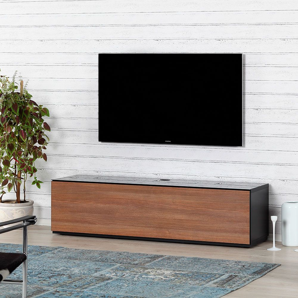 "Sonorous ST160 TV Cabinet for TVs up to 70"" Walnut"