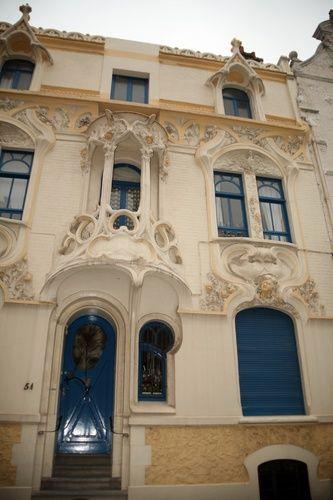 Dunkerque Vacation Condominium Maison Ringot Malo Les Bains Dunkerque Nord Nord Pas De Calais France Wi Art Nouveau Architecture Nord Nord Pas De Calais