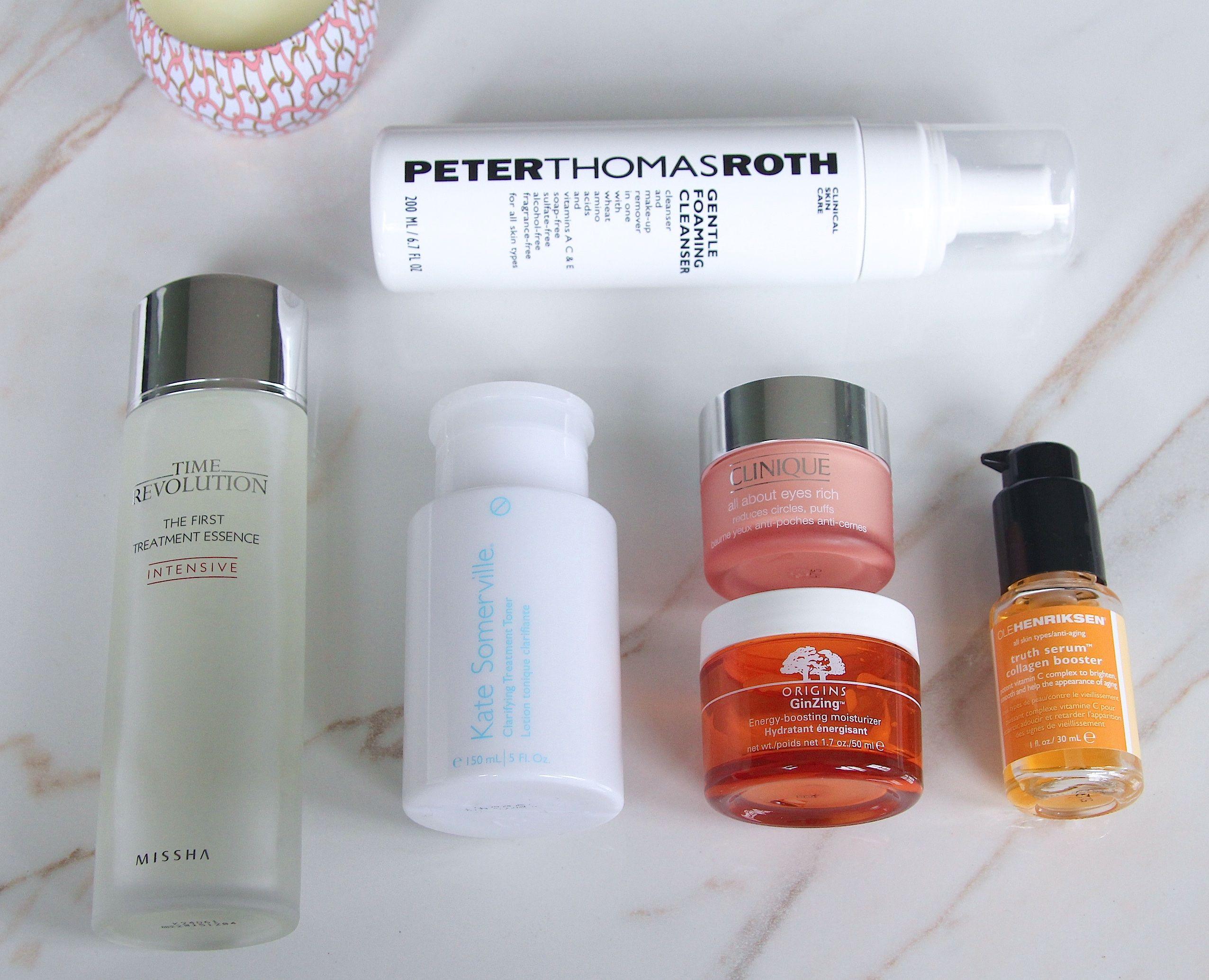 Morning Skin Care Routine for Oily Skin Morning skin