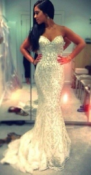 mermaid prom dress tumblr - Google Search   DRESSES   Pinterest ...