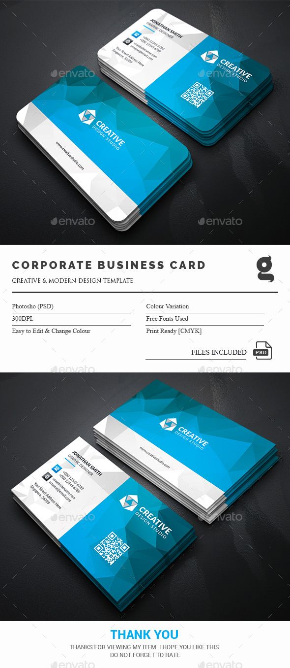 Creative Business Cards Template PSD Download Here Https - Download business card template psd