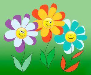 Applikaciya Cvety Iz Cvetnoj Bumagi Dlya Detej 4 7 Let Poshagovo S