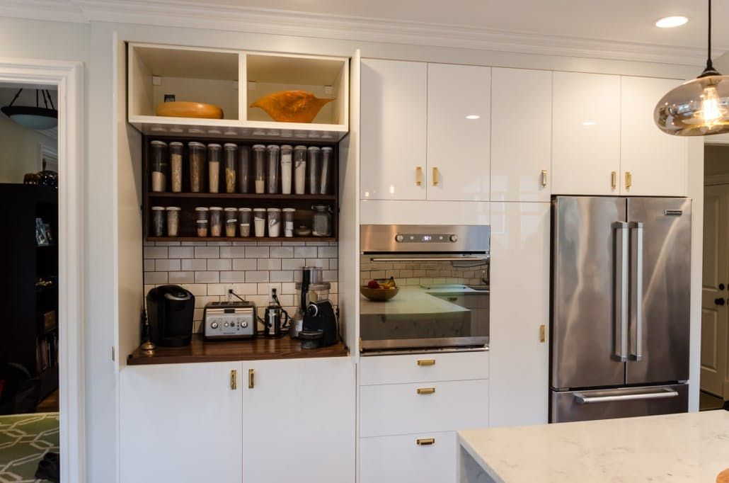 Here\u0027s Proof That Kitchen Contractors Do IKEA Hacks Better Than The