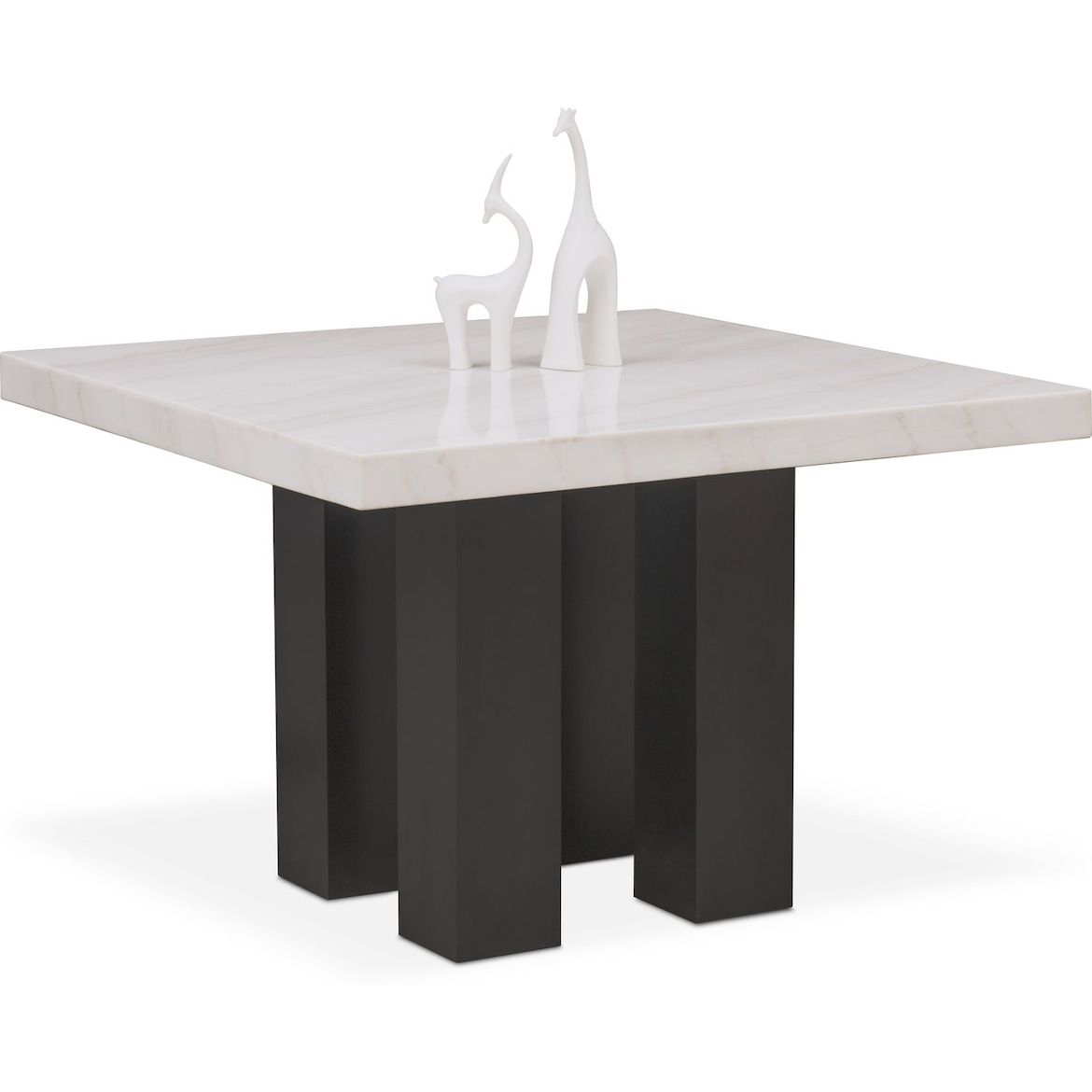 Artemis Marble Counter Height Dining Table Marble Dining Table