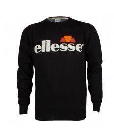 50ec6e521a SALE 20% OFF: Mens Ellesse Smash Crew Neck Antracite Sweatshirt ...