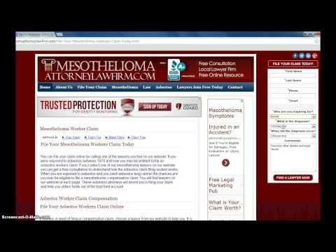 Mesothelioma Lawsuit Settlement | Mesothelioma Claim ...