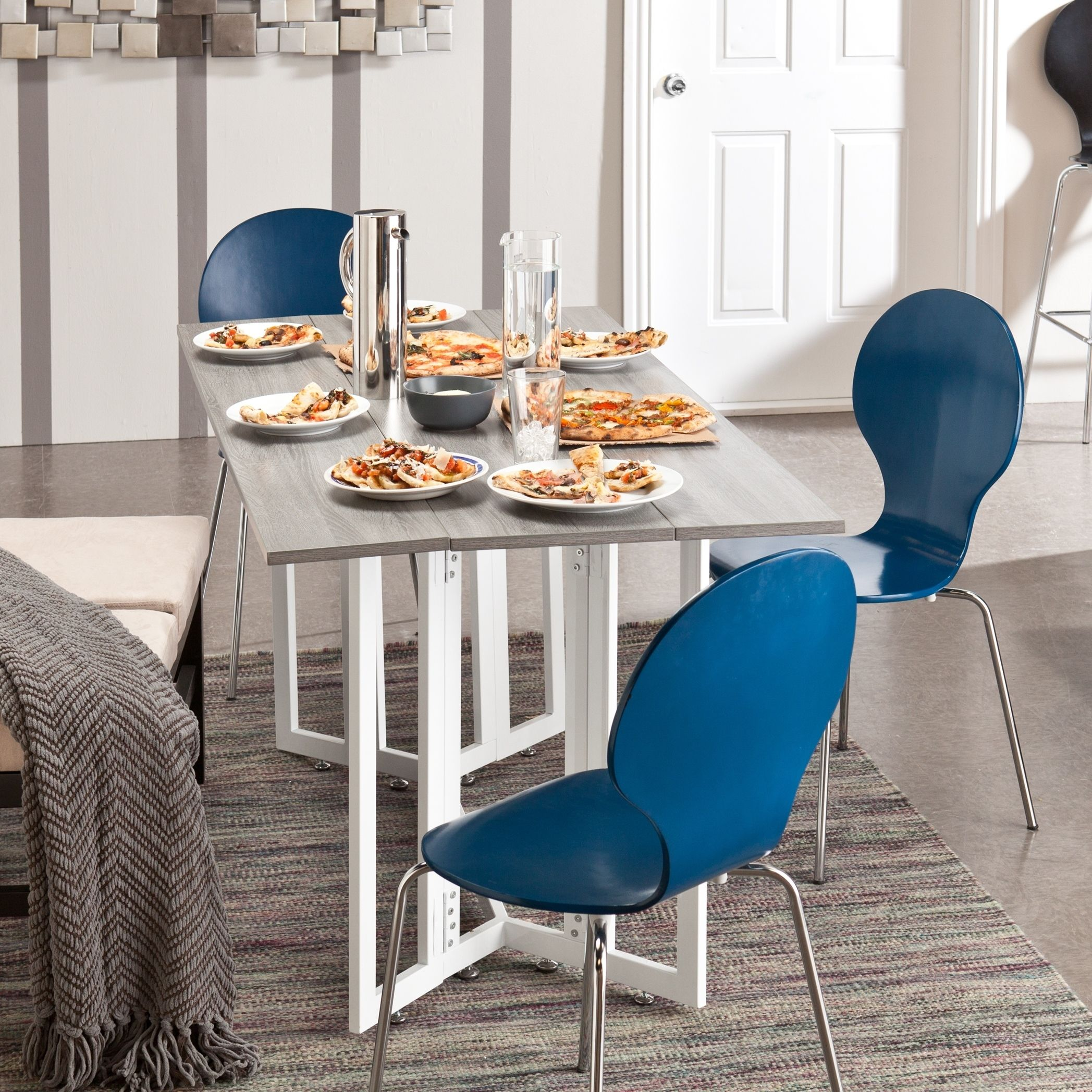 Holly & Martin Driness Drop Leaf Table - Overstock Shopping - Great ...