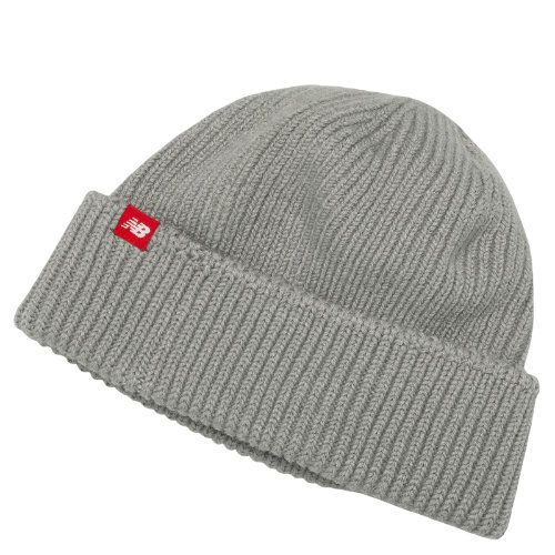 New Balance 500245 Men s Watchman Winter Beanie - Grey (500245GRY ... 388d289f123