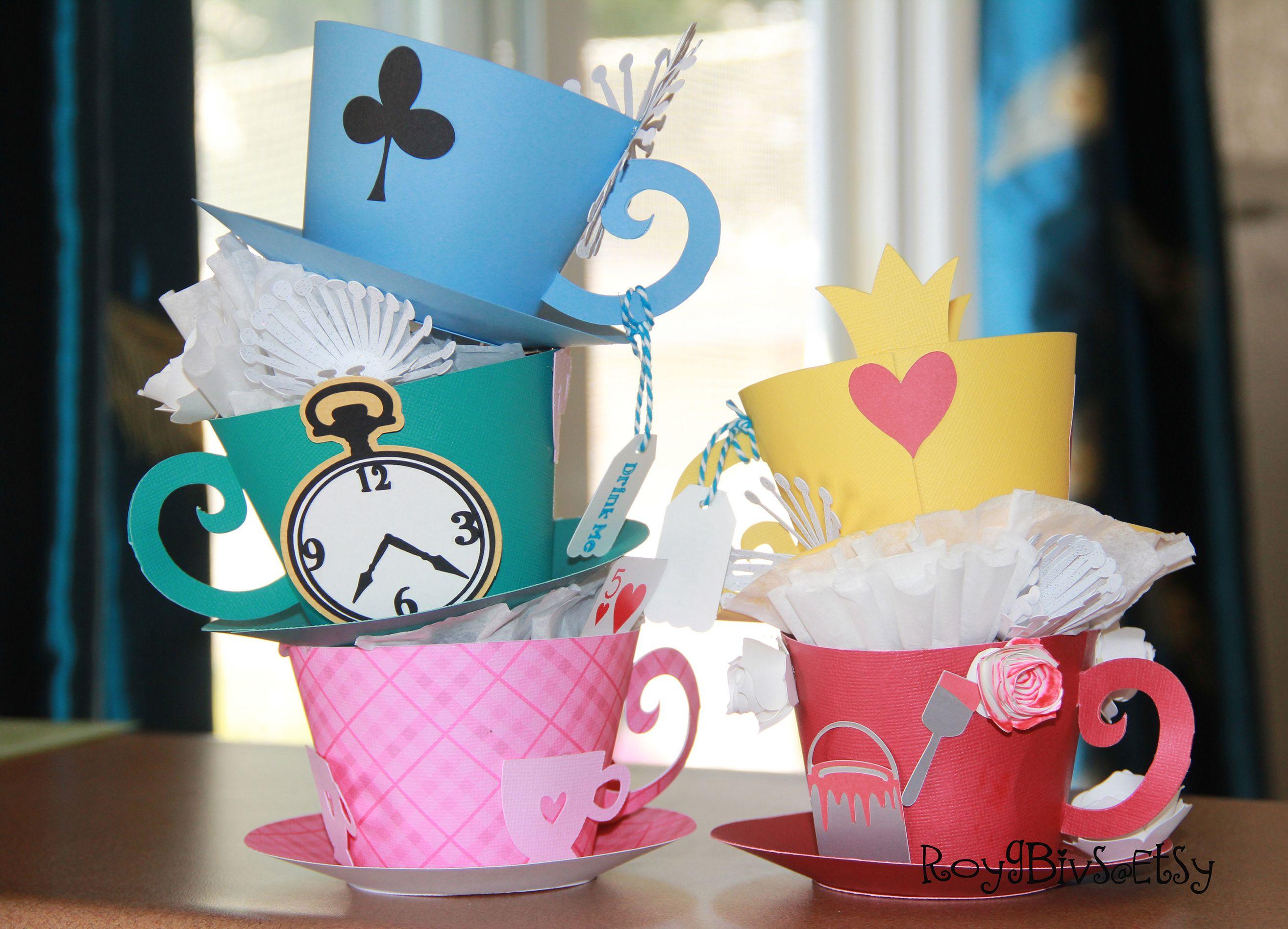 Tea Party Alice In Wonderland Party