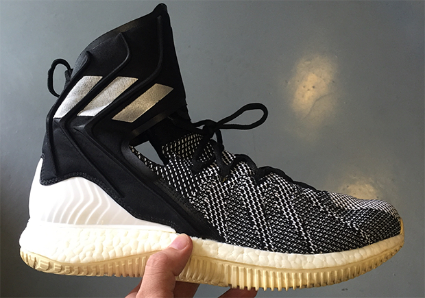 #sneakers #news A New adidas BOOST Basketball Shoe Emerges