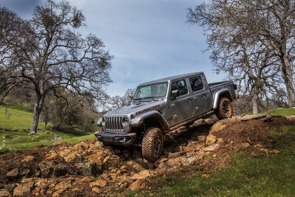 2021 Jeep Gladiator EcoDiesel Goes Big on Torque in 2020
