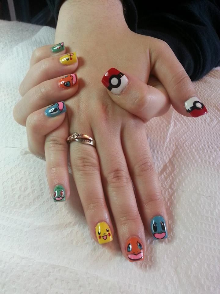29++ Anime nail art stickers ideas in 2021