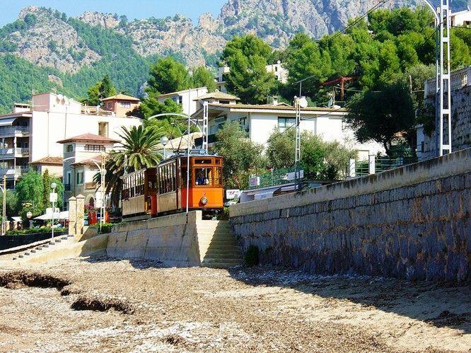 Soller, treno escursione in crociera a Maiorca