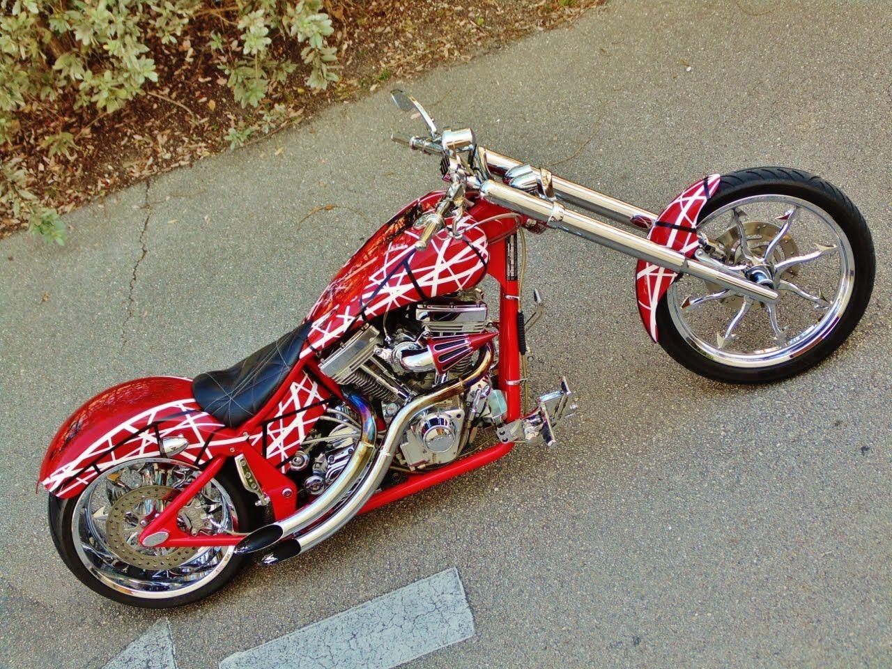 Van Halen Chopper American Ironhorse Walkaround For Sale Call 305 772 8635 Peter Van Halen Custom Street Bikes Chopper