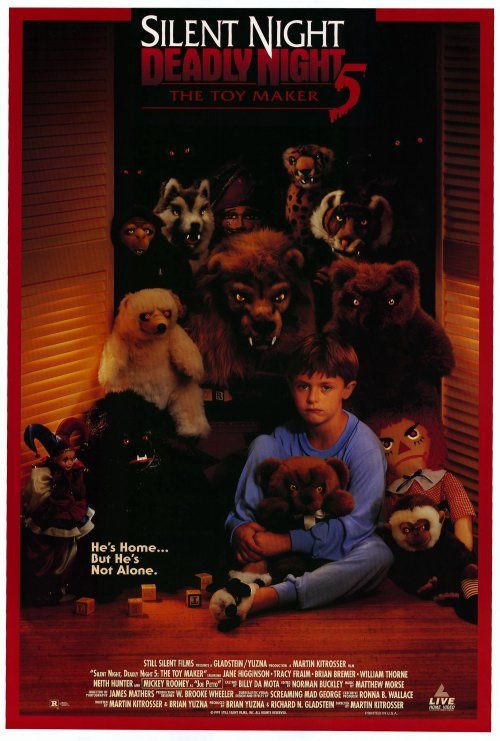 SILENT NIGHT, DEADLY NIGHT 5 THE TOYMAKER