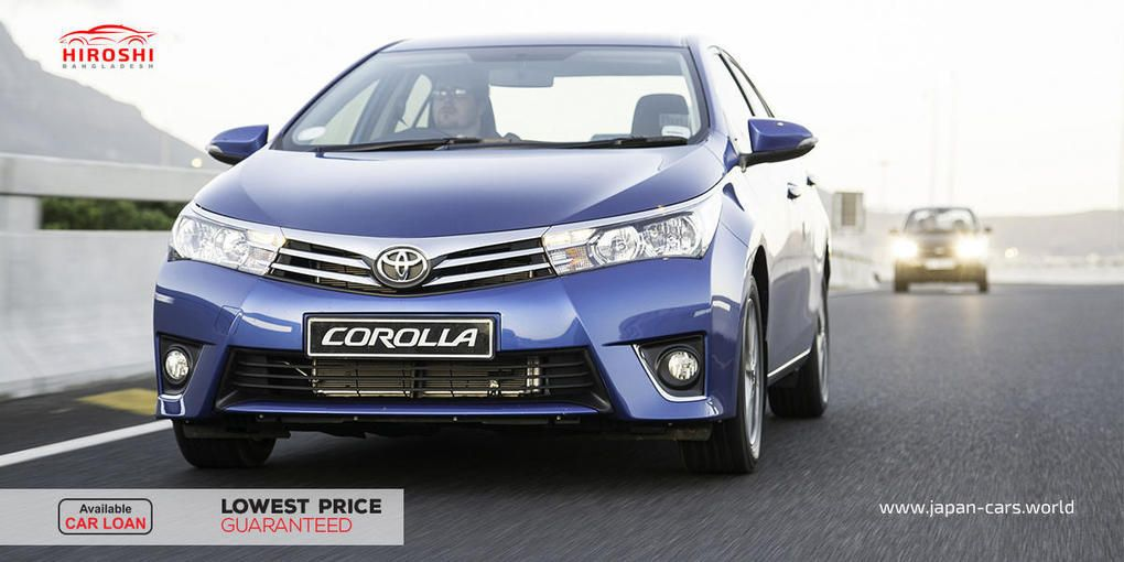 Corolla Car Price In Bangladesh Within The Reach Toyota Car