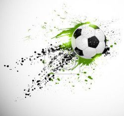 aa41da8a12 Mural de Parede Soccer design • Pixers® - Vivemos para mudar ...