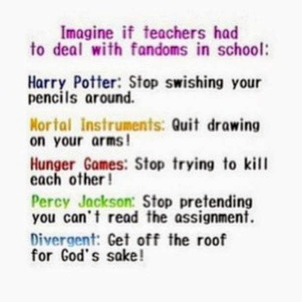 I've done all of these except for Divergent... I'm going to try tomorrow!!    :)