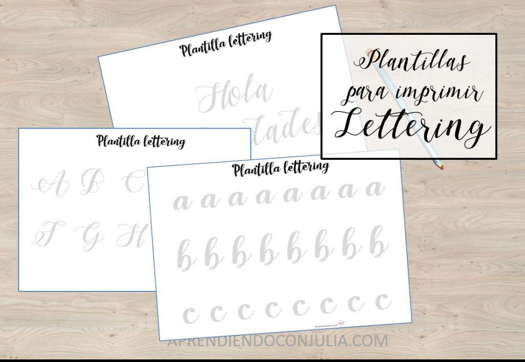 Decoracion De Letras Bonitas Y Lettering Con Plantilla Para
