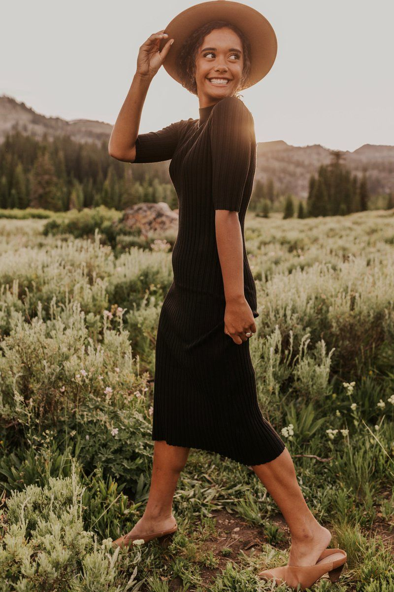 Hendrix Sweater Dress Sweater Dress Black Sweater Dress Black Dress Outfits [ 1200 x 800 Pixel ]