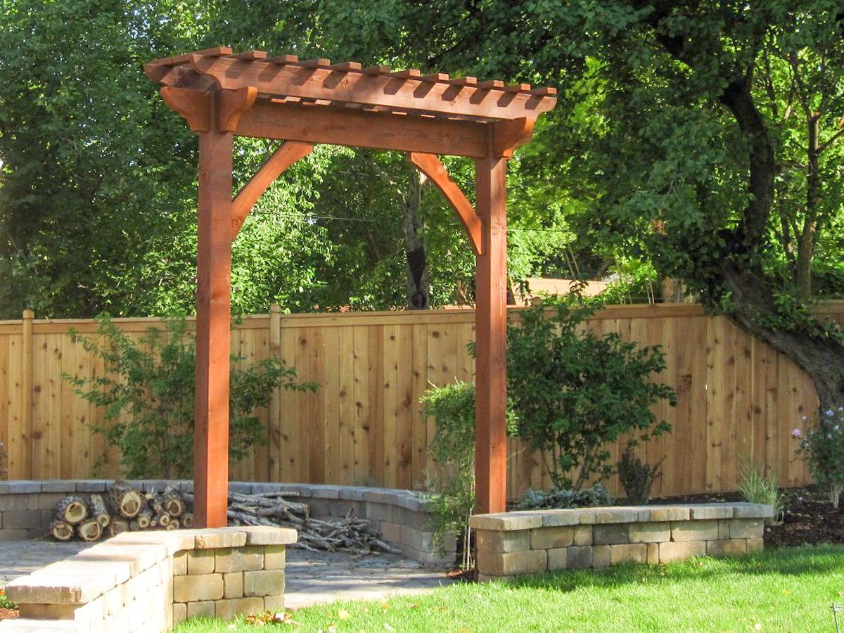 22 Tips To Start Building An Arbor You Always Wanted Outdoor