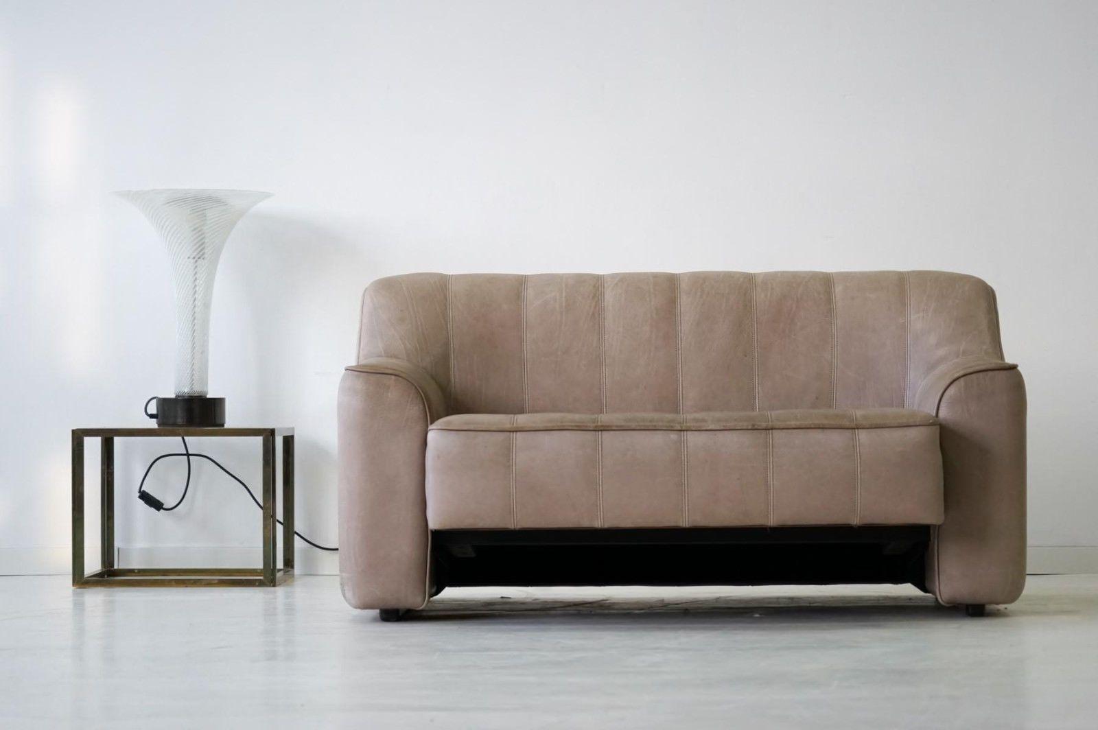 Verführerisch Hochlehner Sofa Das Beste Von 2-sitzer Ds 44 By De Sede Lounge