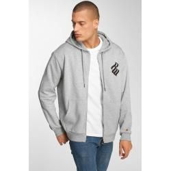 Photo of Rocawear Zip Hoodie Männer Brand in grau Rocawear