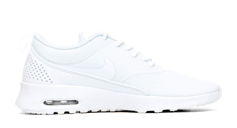 b506f03a6f78 ... coupon for nike air max thea running shoes by glitter kicks white white  ee07f 4b774