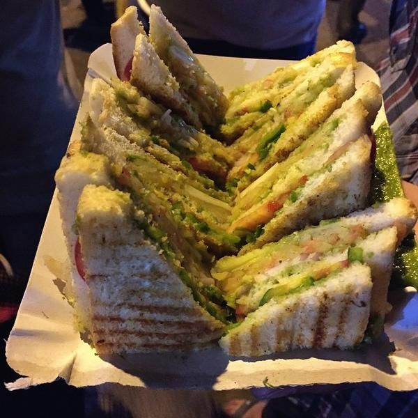 Photos At Khau Galli Ghatkopar West Mumbai Maharashtra Vegetarian Dishes Food Sandwiches