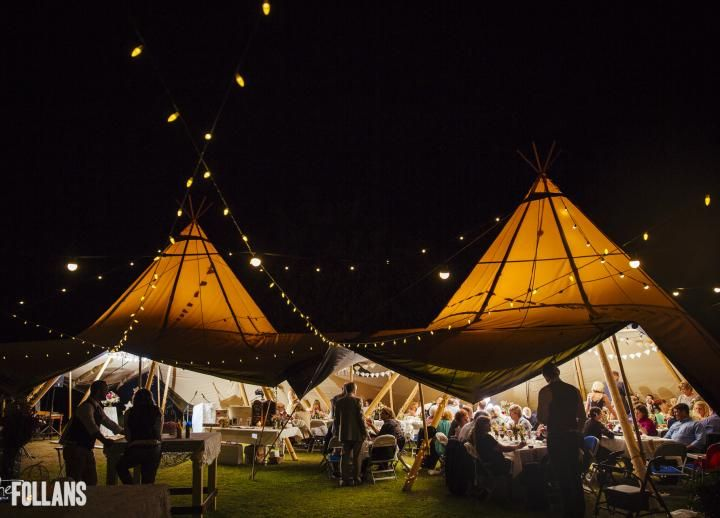Planning an outdoor event? Our stunning tipis offer a very unique ...
