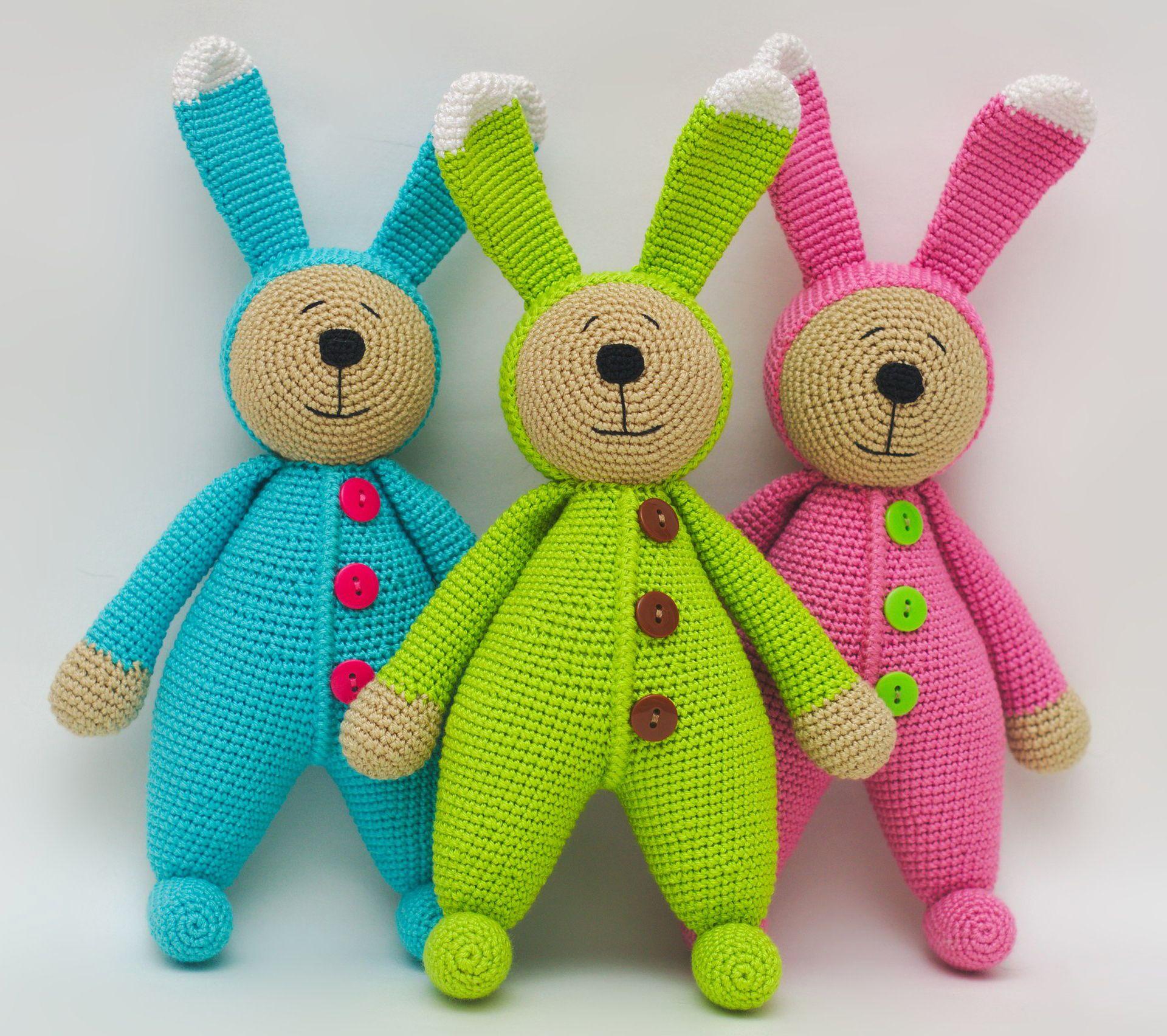 Crochet Bunny pattern #crochet #amigurumi #amigurumidoll #amigurumipattern  #amigurumitoy #amigurumiaddict … | Crochet bunny pattern, Crochet patterns  amigurumi, Crochet rabbit | 1704x1920