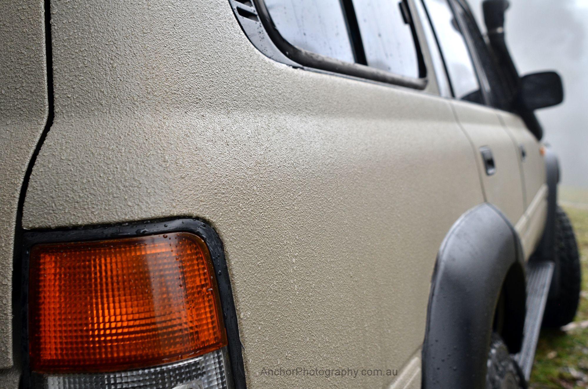 Landcruiser 80 Series Raptor Liner Bed Liner Paint Bed Liner