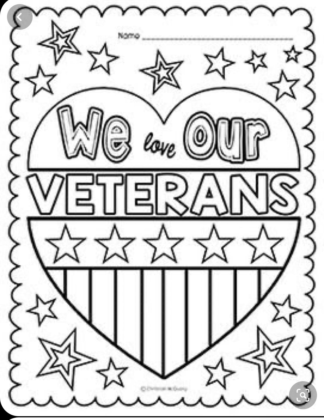 Pin By Marilyn Rogers On Veterans In 2020 Veterans Day Coloring Page Veterans Day Activities Free Veterans Day