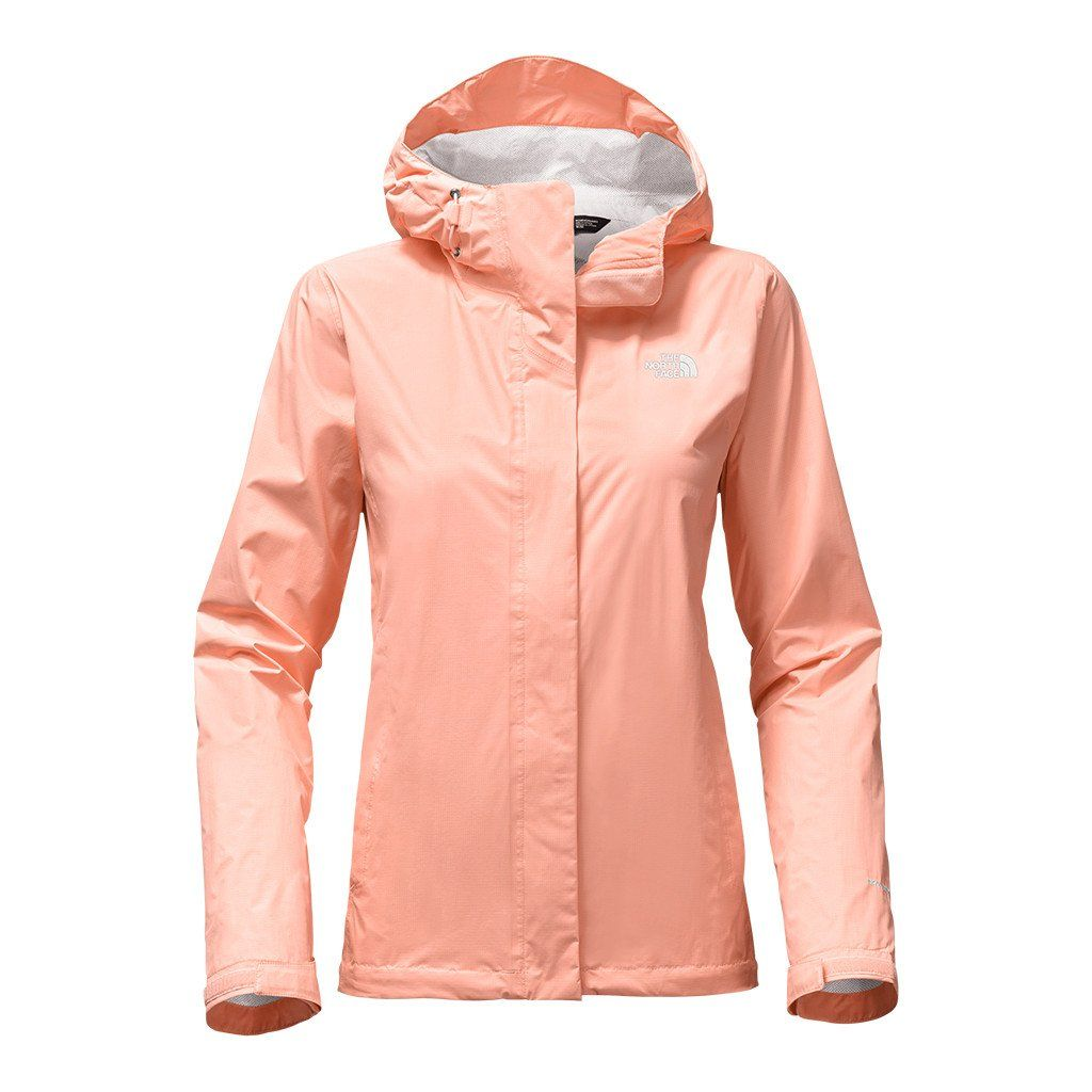50ef0c0c6 Women's Venture 2 Jacket in Tropical Peach by The North Face #$50-to ...