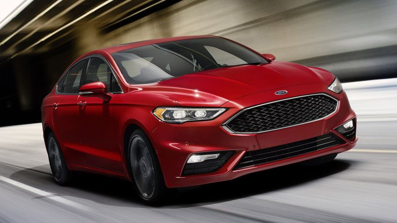 Ford Fusion and Lincoln MKZ recalled for loose steering