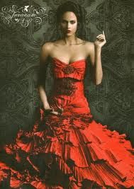 red and pasion